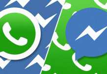 WhatsApp Facebook Messenger favorita romani