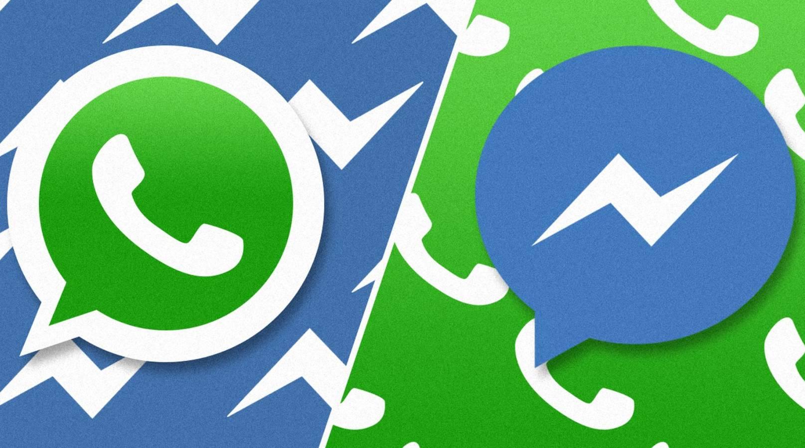 WhatsApp Facebook Messenger favorita romani statistica