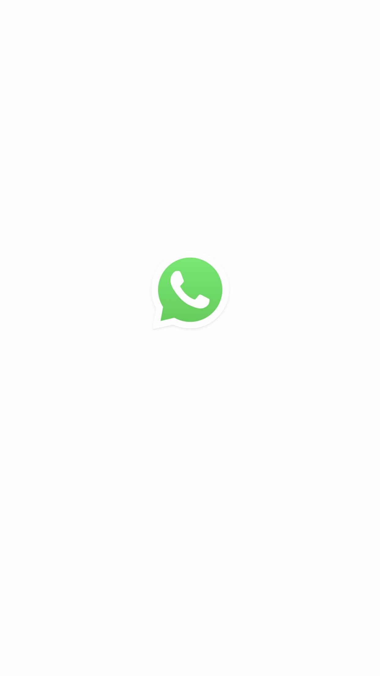 WhatsApp ecran pornire