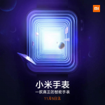 Xiaomi COPIA Apple Watch invitatie