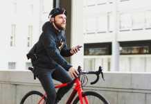 amenda telefon bicicleta