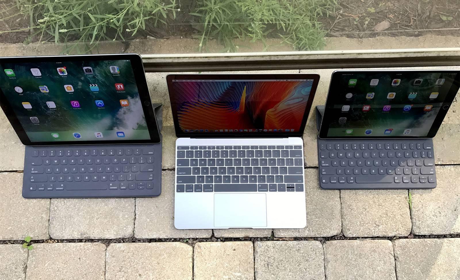 apple ipad macbook mini-led