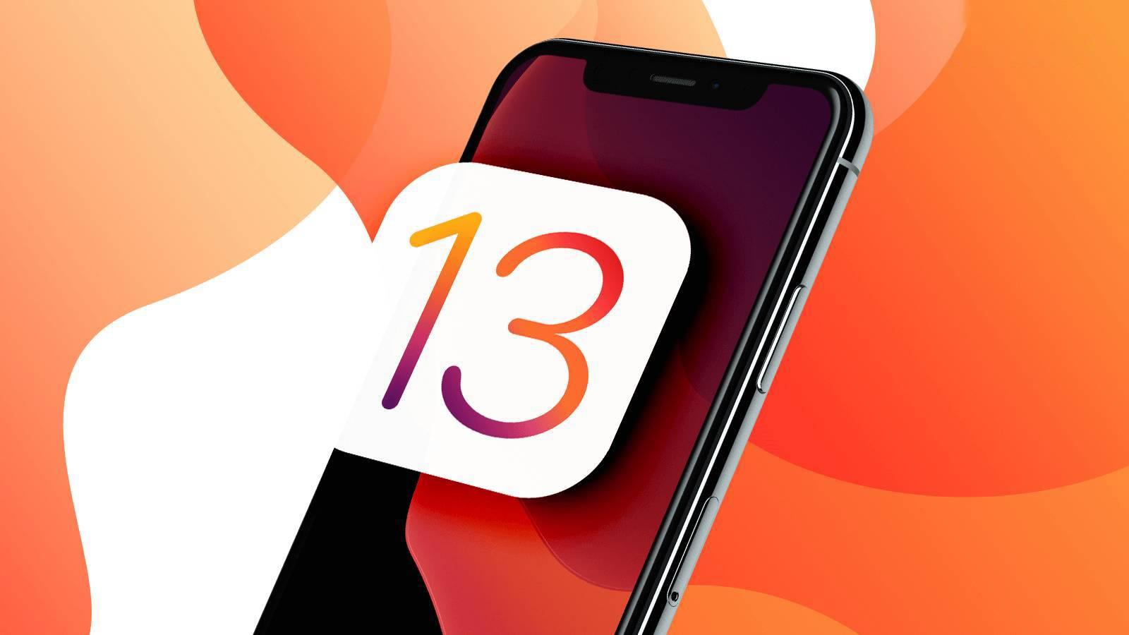 iOS 13 INFURIAT MILIOANE Oameni Schimbare
