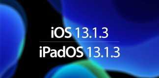 iOS 13.1.3 PROBLEME Confirmate Apple