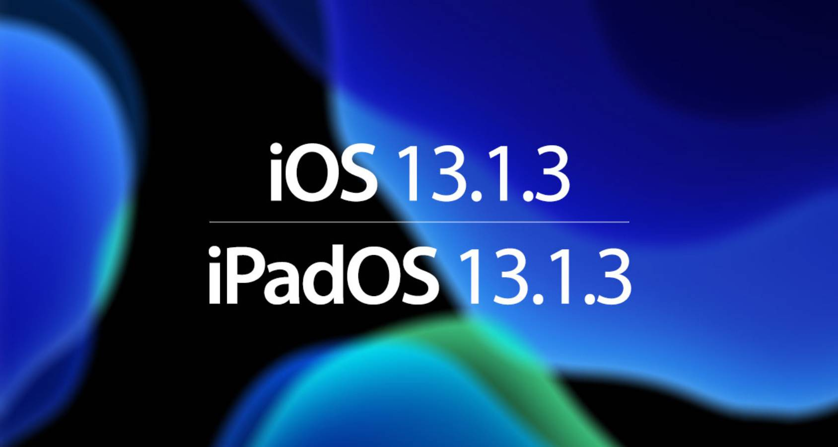 iOS 13.1.3 PROBLEME Confirmate Apple