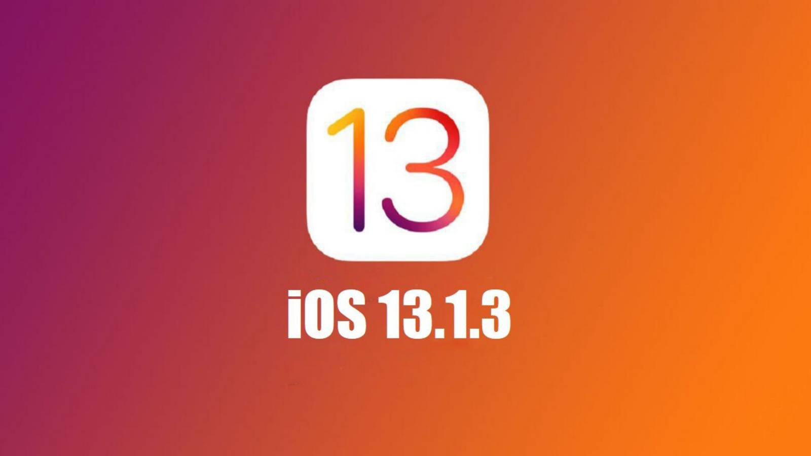 iOS 13.1.3 doua noi probleme iphone