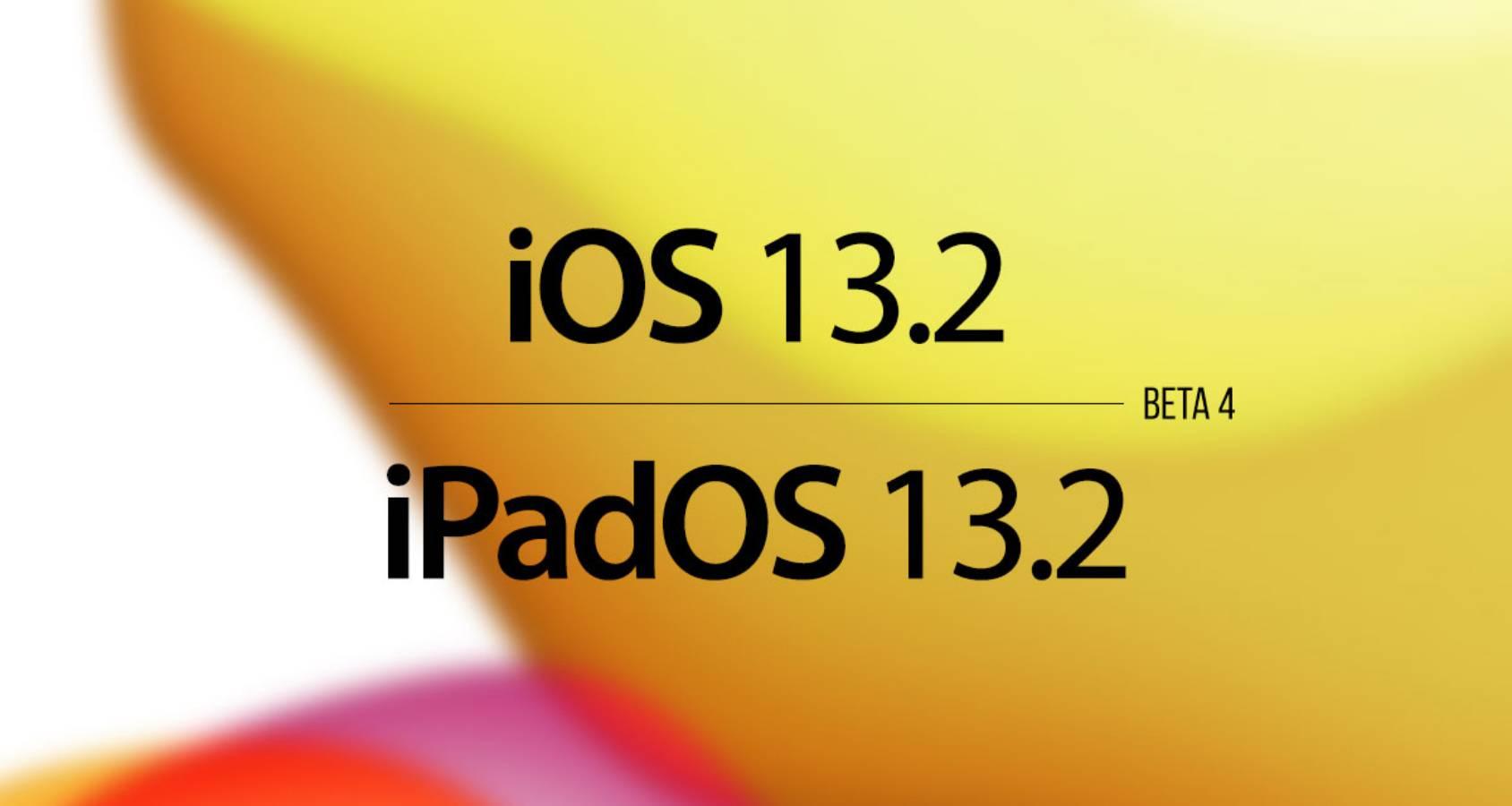 Výsledek obrázku pro iOS 13.2 beta 4