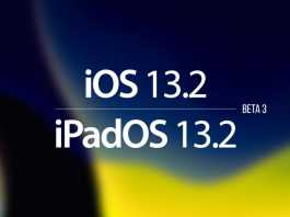 iOS 13.2 beta 3 noutati