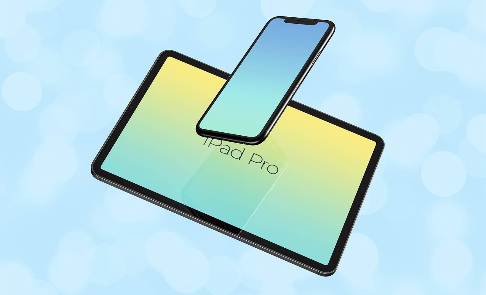 iPad Pro iPhone 12 Pro senzor tof
