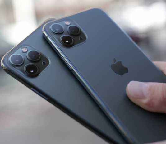iPhone 11 Pro Max DEPASIT autonomie asus rog phone ii