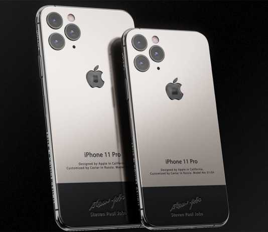 iPhone 11 Pro bucata bluza steve jobs