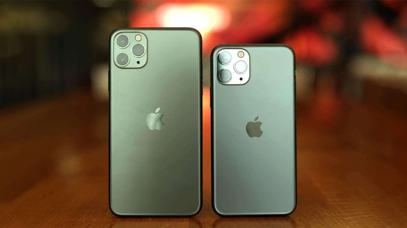 iPhone 11 Pro productia redusa apple