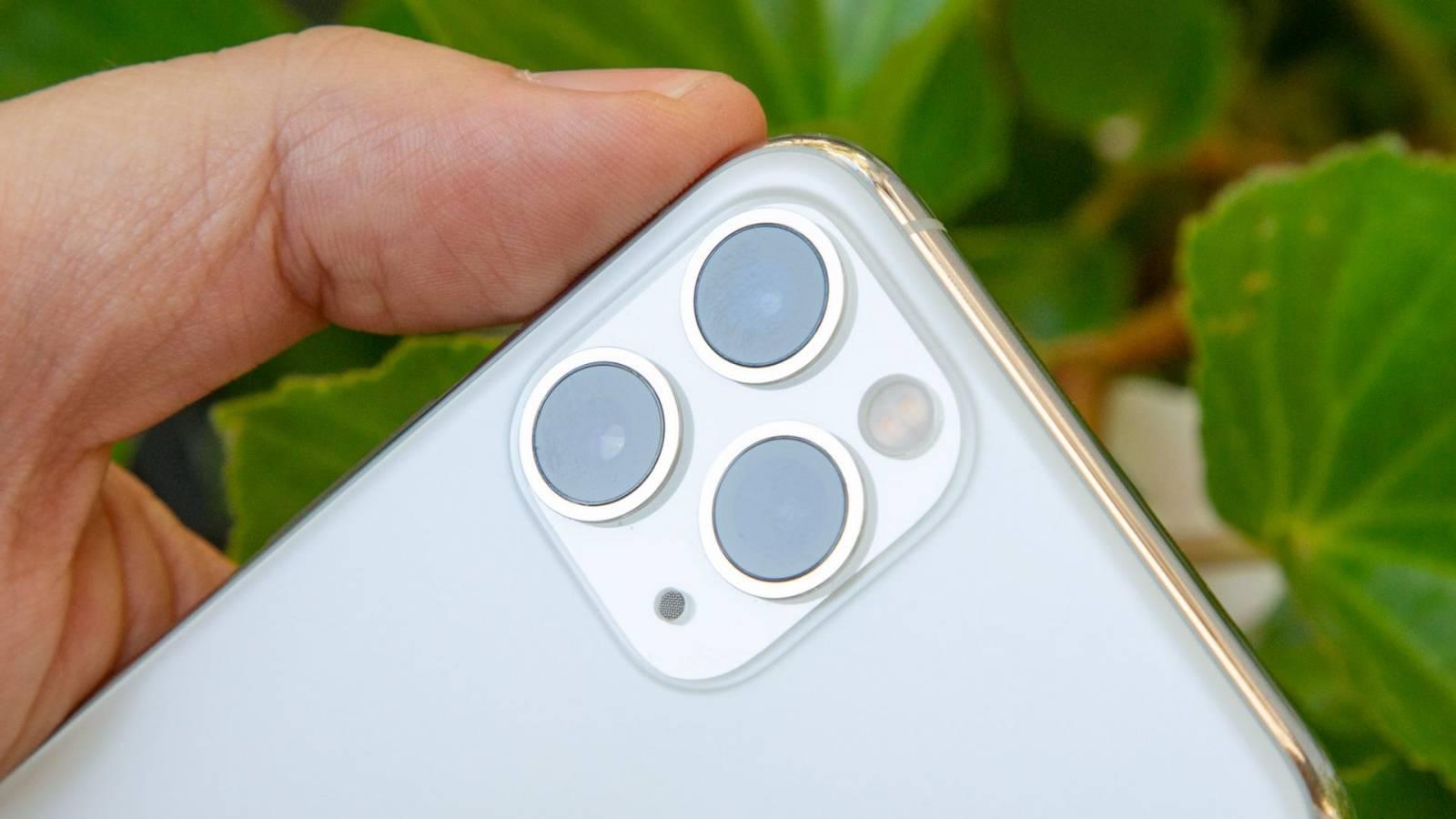 iPhone 12 camera huawei