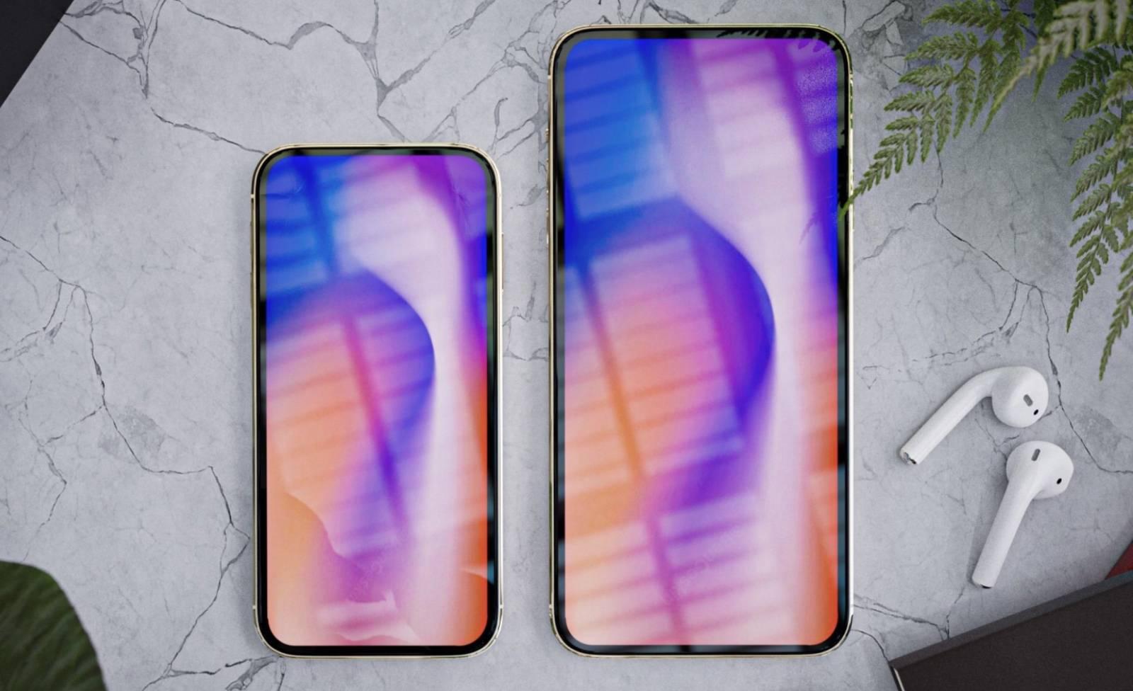 iPhone 12 schimbare design