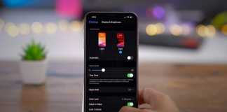 iphone creste Dark Mode Autonomia Bateriei