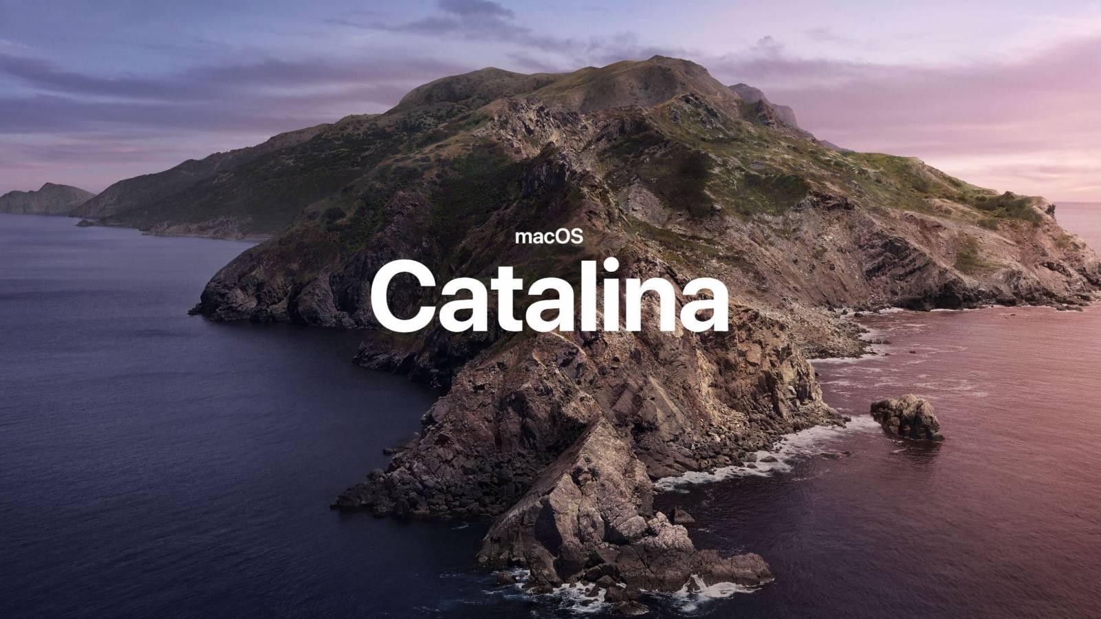 macOS Catalina 10.15.1 watchOS 6.1