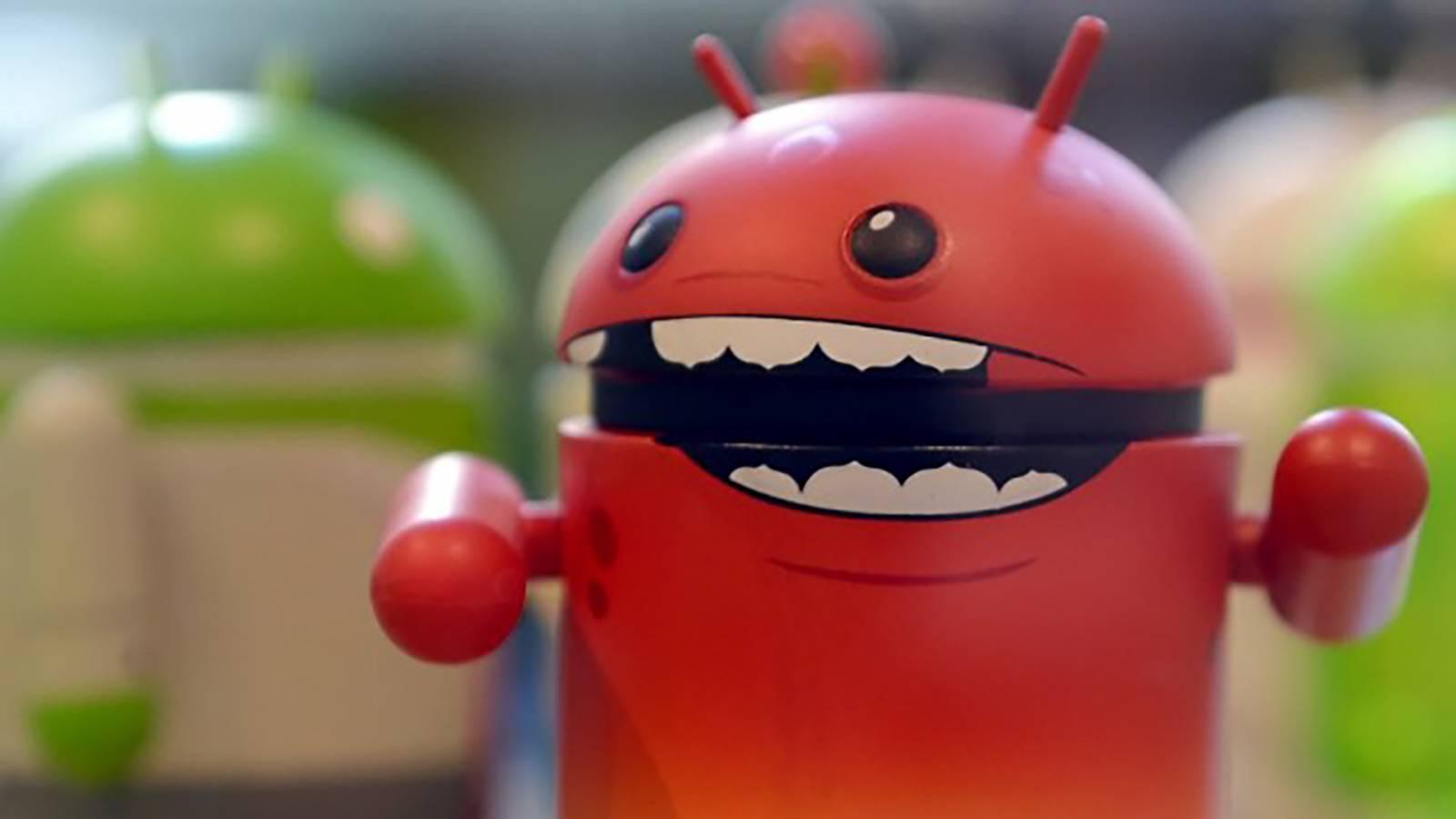 secret android pericol