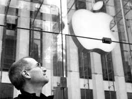 steve jobs 8 ani apple