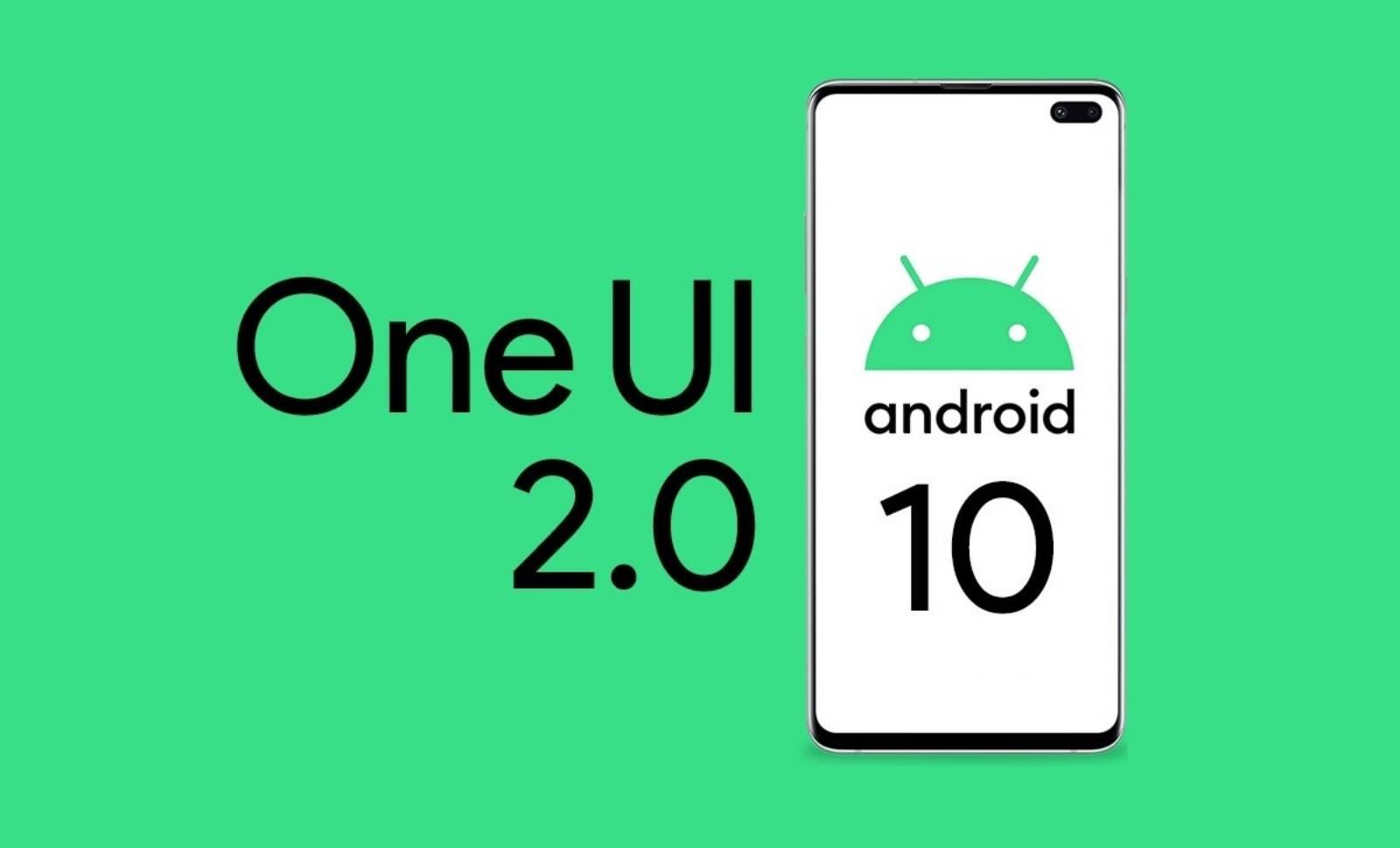Android 10 LANSAT DEVREME Telefoane Samsung