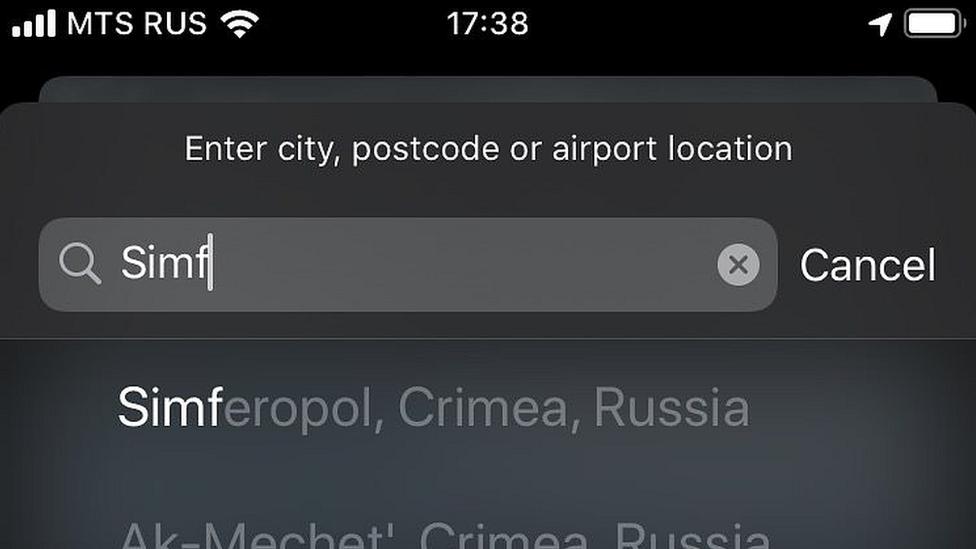 Apple CEDEAZA in fata Rusiei, ce s-a Intamplat in Crimeea