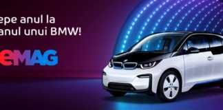 BLACK FRIDAY 2019 eMAG bmw i3