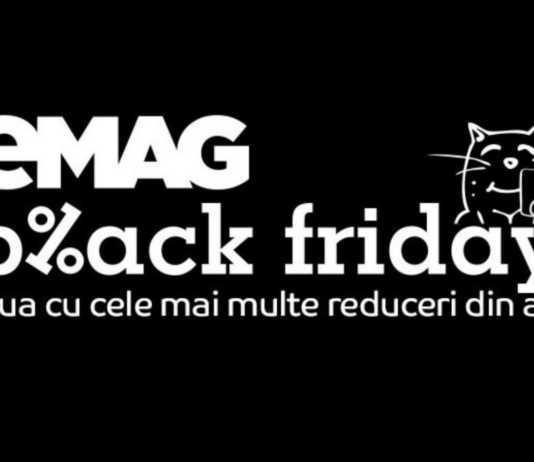 Cand livreaza eMAG Comenzile de Black Friday 2019