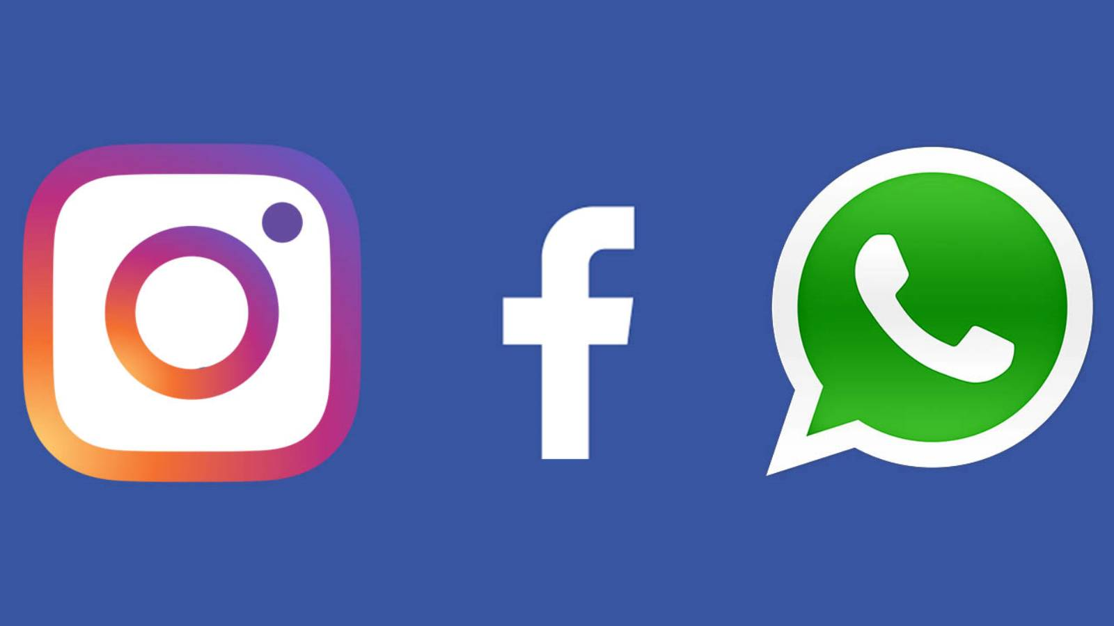 Facebook WhatsApp Instagram Messenger Probleme