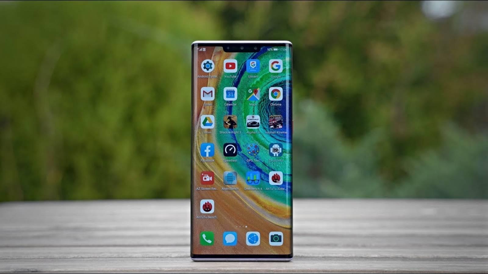 Huawei MATE 30 Pro lansat europa