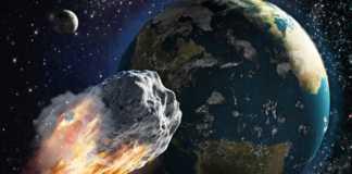 NASA ASTEROID Emite Avertizare PERICOL