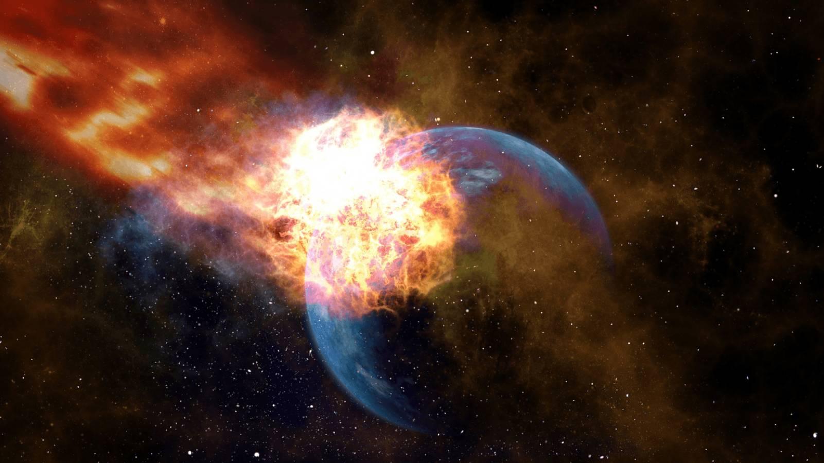 NASA Anunta un ASTEROID URIAS cu Sanse de a LOVI Pamantul