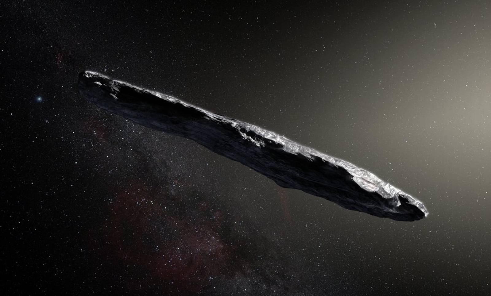 NASA Cometa INTERSTELARA