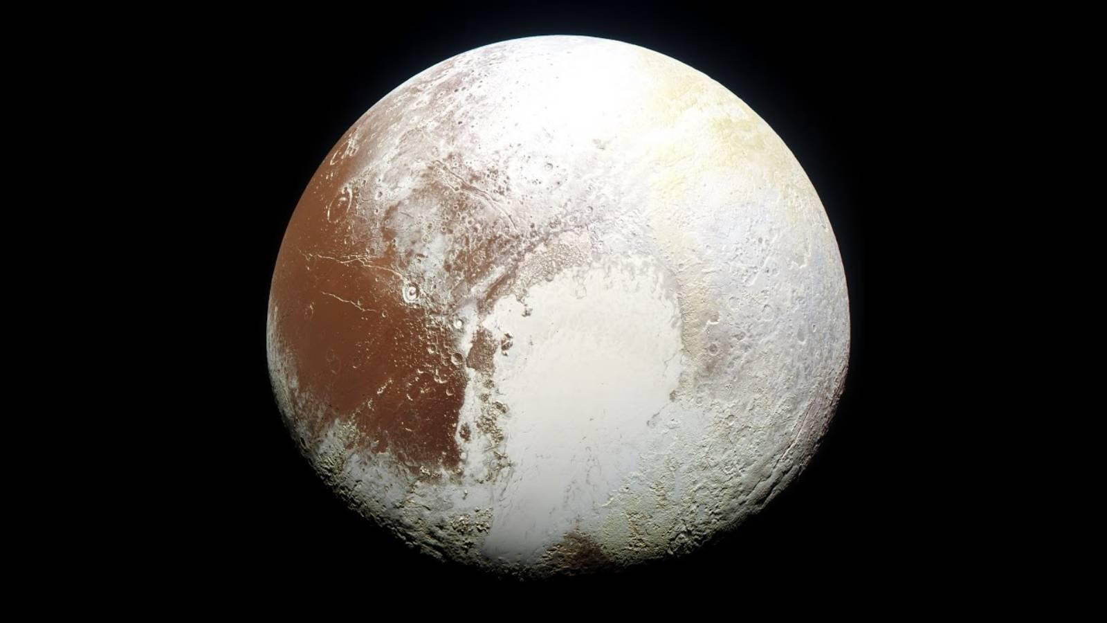 NASA misiune Pluto