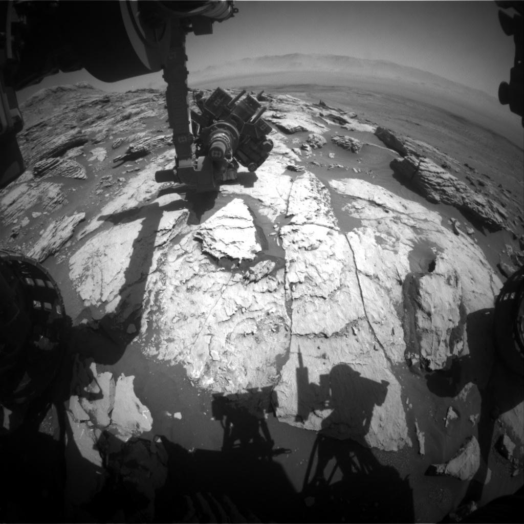 Planeta Marte imagini uluitoare nasa panorama