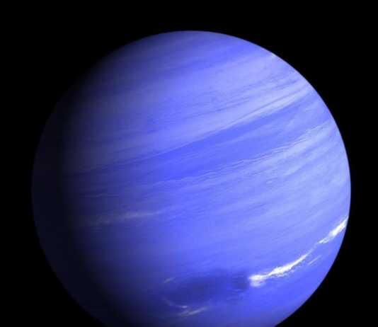 Planeta Neptun VIDEO INCREDIBIL nasa