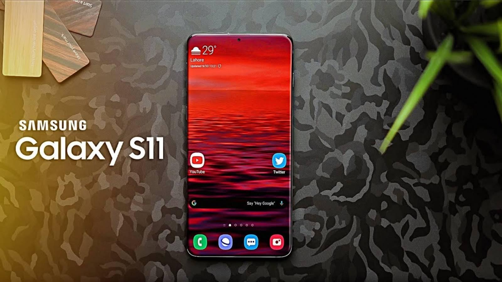Samsung GALAXY S11 COMPARATIE iPhone 12 FOTO