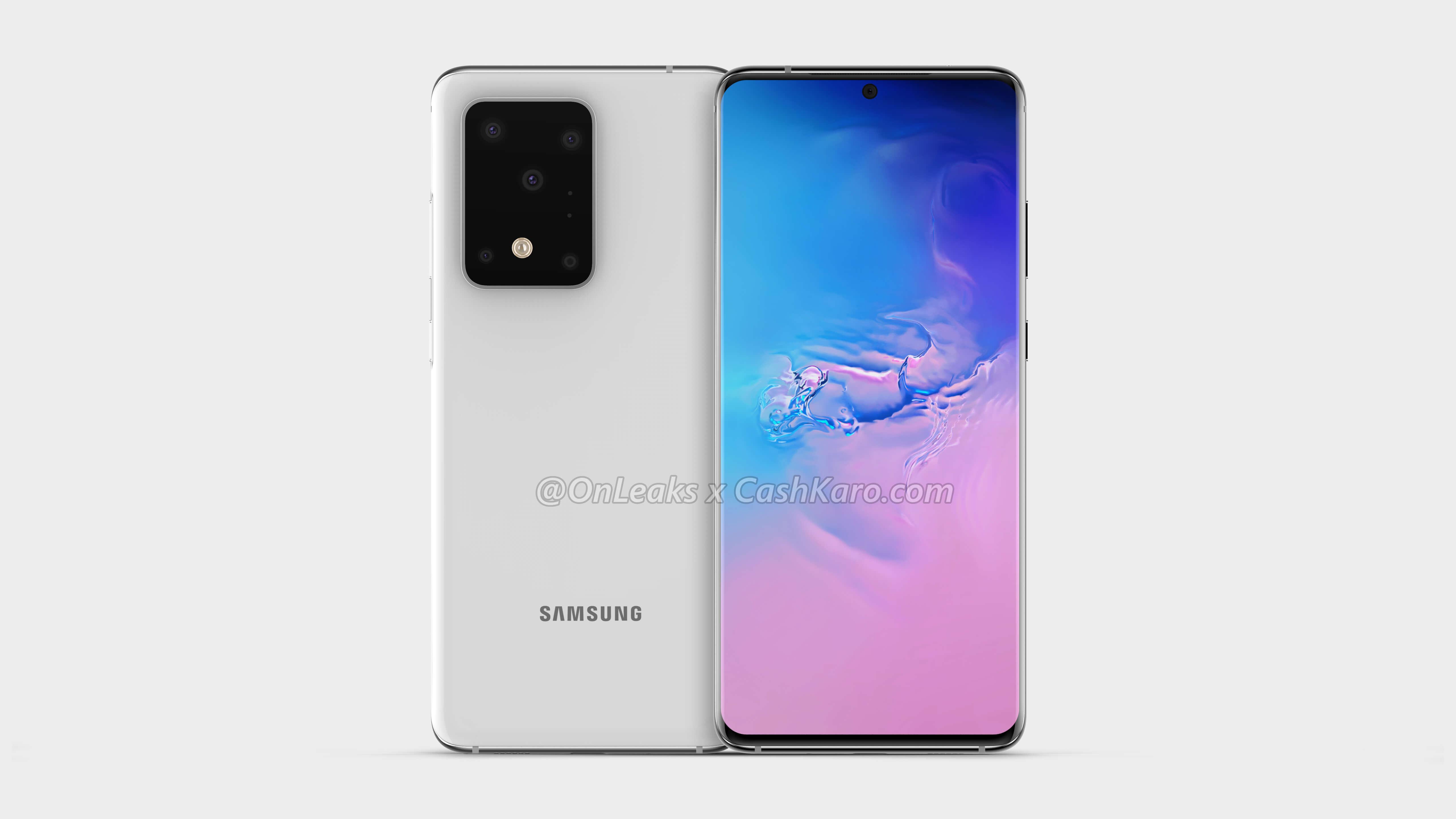 Samsung GALAXY S11 Plus camera urata iphone