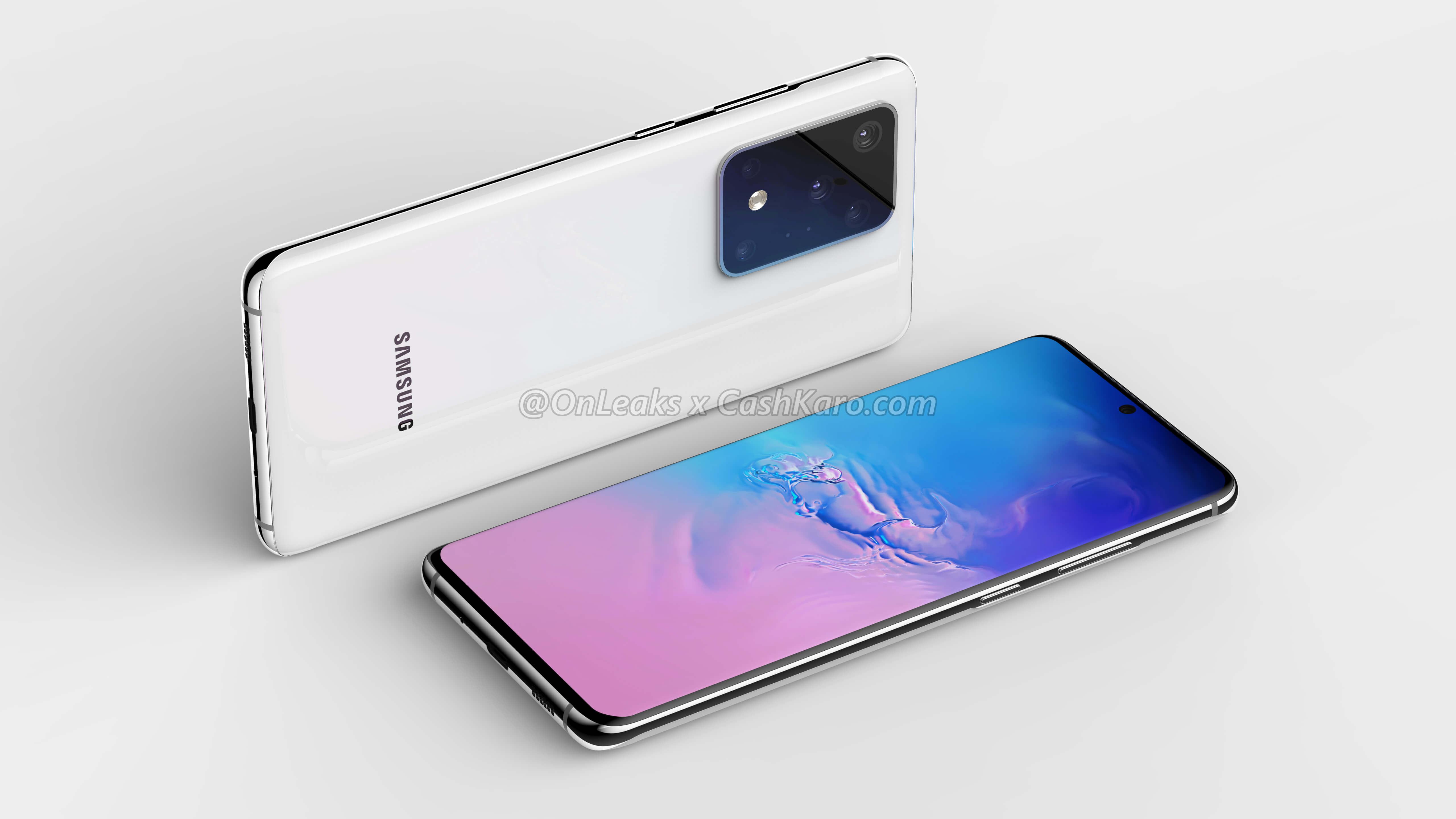 Samsung GALAXY S11 Plus camera urata