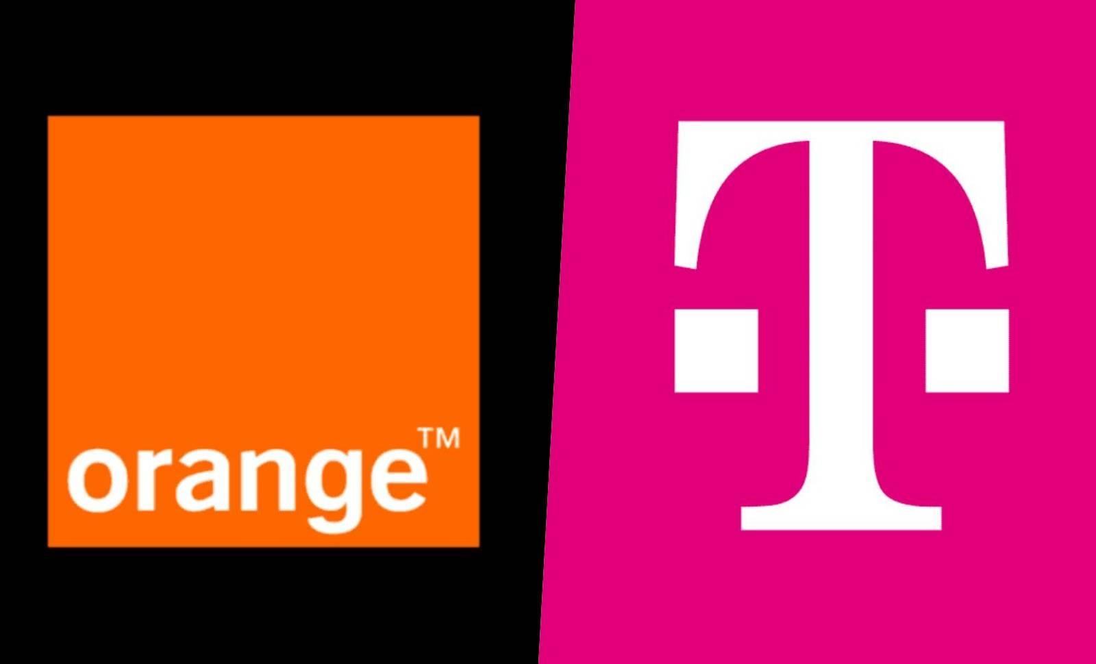 Telekom Orange FUZIONA Anuntul Germania