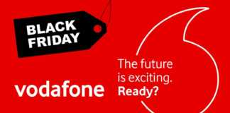 Vodafone UPC BLACK FRIDAY 2019