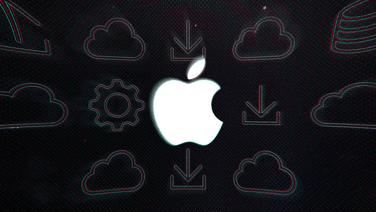 apple atacata probleme reparatii