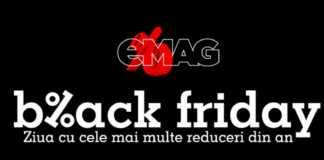 eMAG 15 Produse VEDETA REDUCERI SPECIALE BLACK FRIDAY 2019