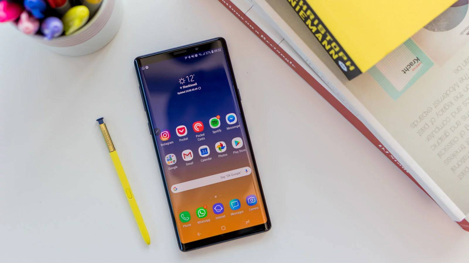 eMAG are Samsung GALAXY NOTE 9 cu REDUCERE MARE de Black Friday 2019