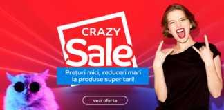 eMAG reduceri Crazy SALE
