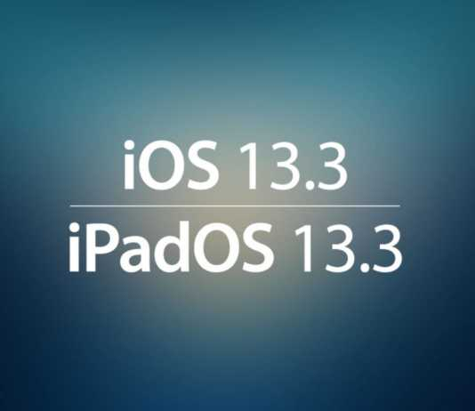 iOS 13.3 Functie SPECIALA iPhone iPad