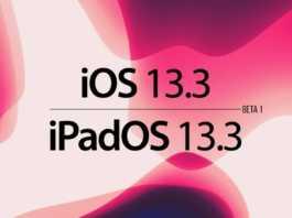 iOS 13.3 Veste BUNA iPhone
