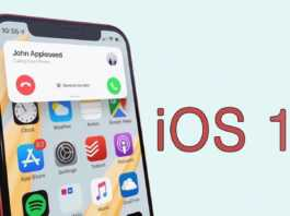 iOS 14 concept iphone