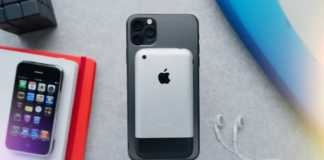 iPhone 11 Pro comparatie iphone 2g