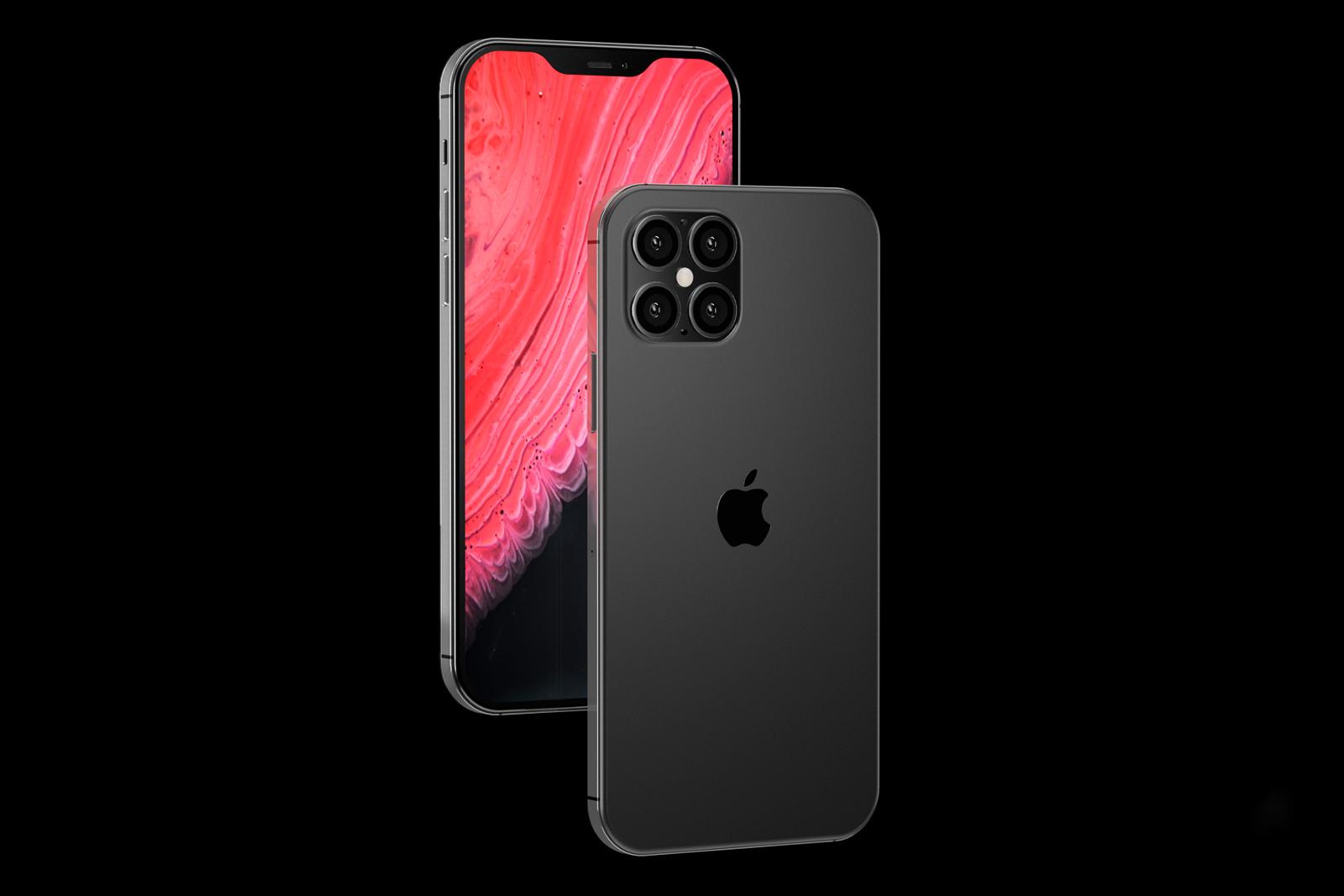 iPhone 12 decupaj mic foto arata
