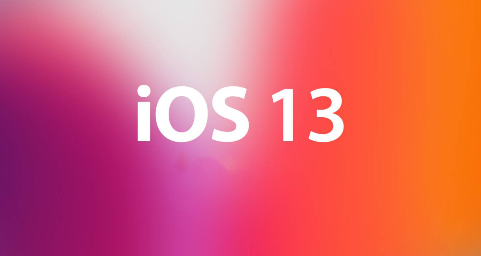 ios 13 decizia apple iphone ipad