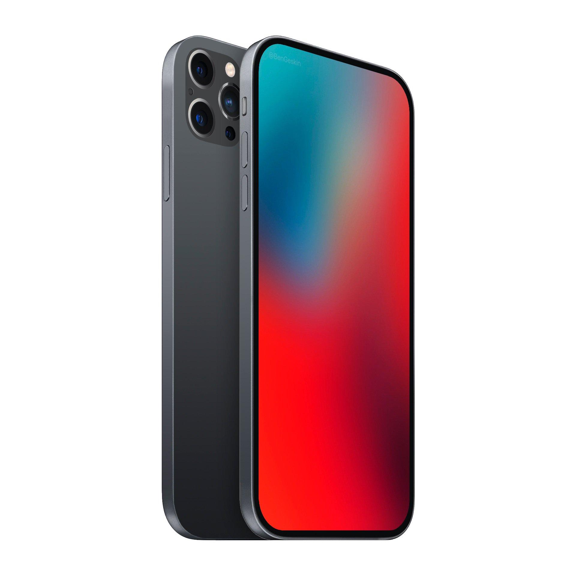 iphone 12 design fara decupaj